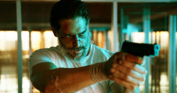 "Joe Manganiello in ""Archenemy"""