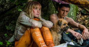 "Tom Holland and Daisy Ridley in ""Chaos Walking"""