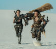"Milla Jovovich and Tony Jaa in ""Monster Hunter"""