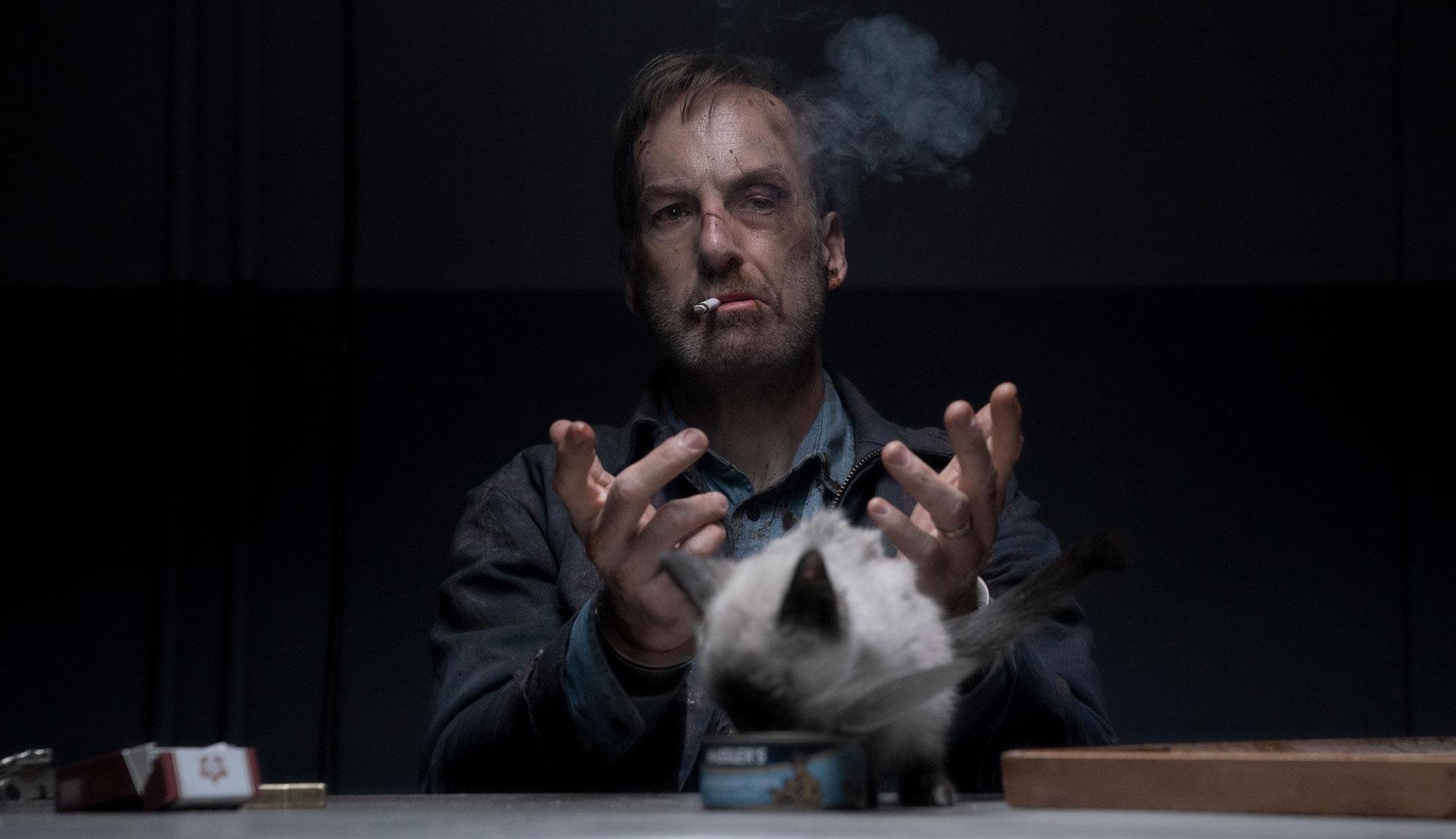 "Bob Odenkirk in ""Nobody"""