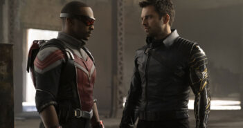 "Anthony Mackie and Sebastian Stan in ""The Falcon and the Winter Soldier"""