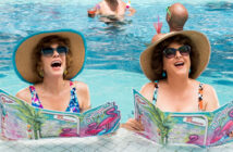 "Kristen Wiig and Annie Mumolo in ""Barb and Star Go to Vista Del Mar"""