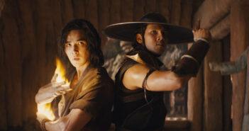 """Ludi Lin and Max Huang in """"Mortal Kombat"""""""