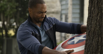 """Anthony Mackie in """"The Falcon and the Winter Soldier"""""""