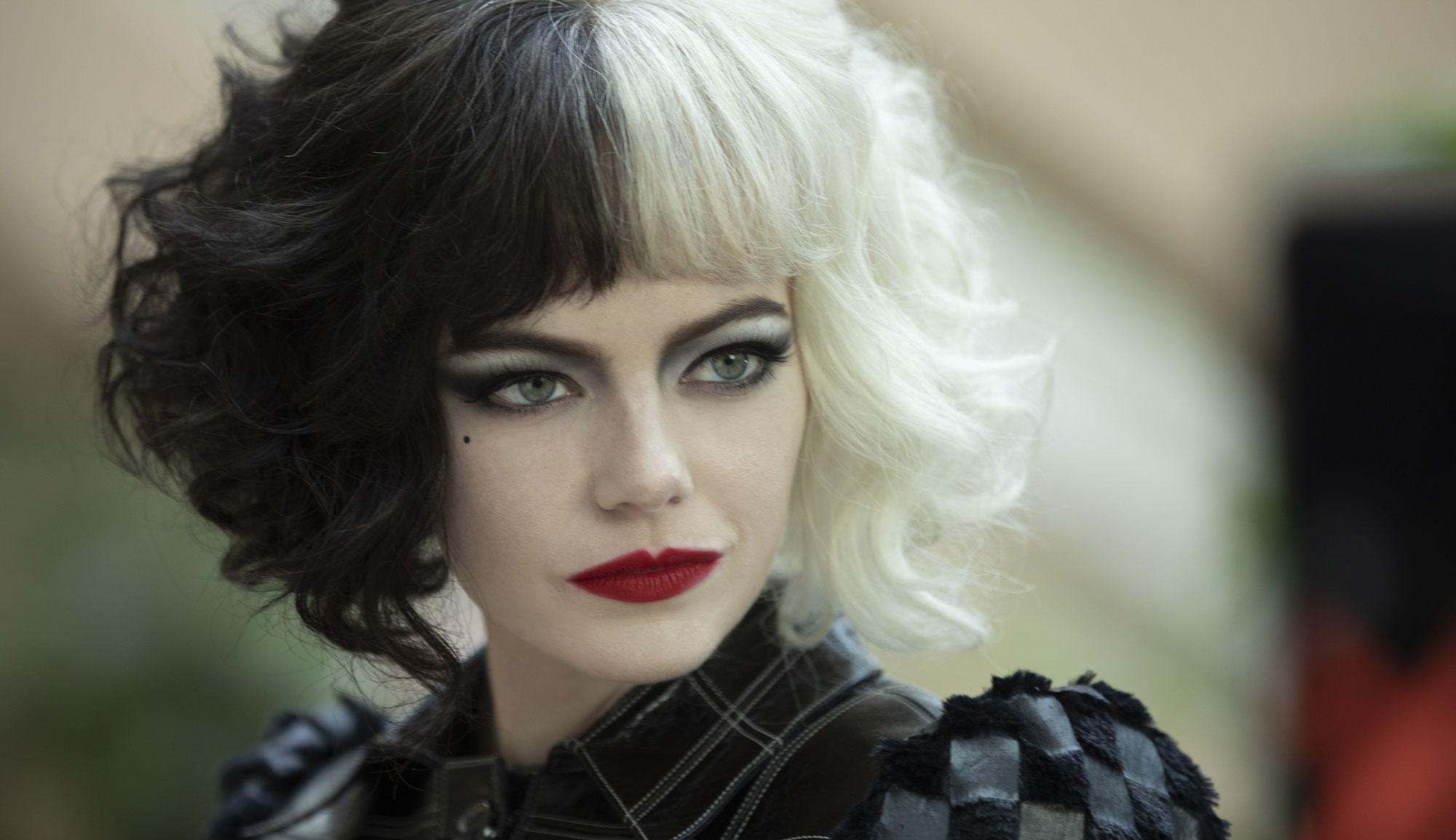 """Emma Stone in """"Cruella"""""""