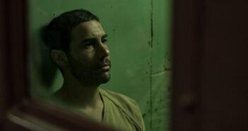 "Tahar Rahim in ""The Mauritanian"""