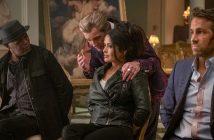 "Ryan Reynolds, Samuel L. Jackson and Salma Hayek in ""The Hitman's Wife's Bodyguard"""