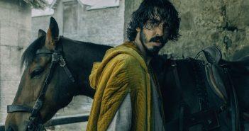 "Dev Patel in ""The Green Knight"""