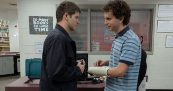 "Ben Platt and Colton Ryan in ""Dear Evan Hansen"""