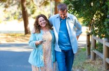 """Melissa McCarthy and Chris O'Dowd in """"The Starling"""""""